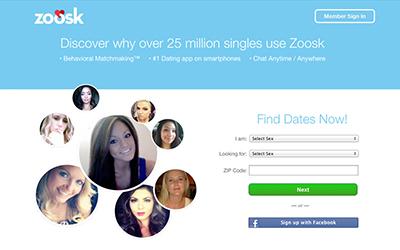 Zoosk Signup