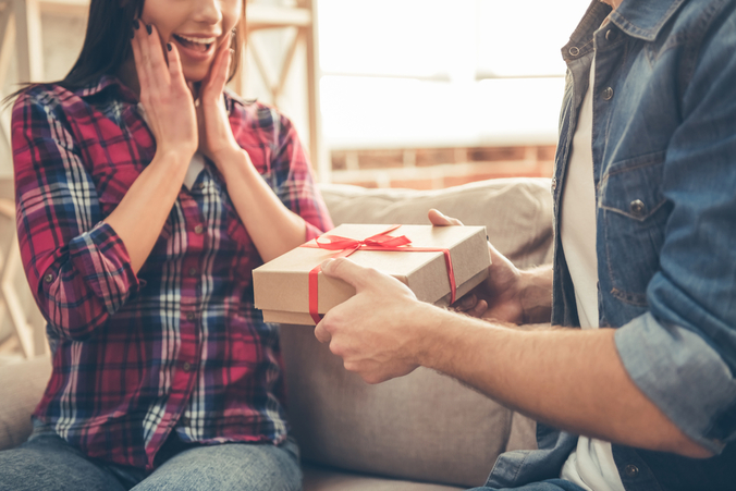 Gifts to get a girl you just started dating