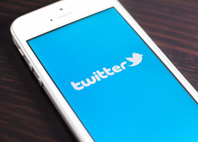 twitter phone  app