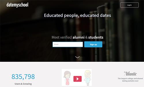 Datemyschool Home Page