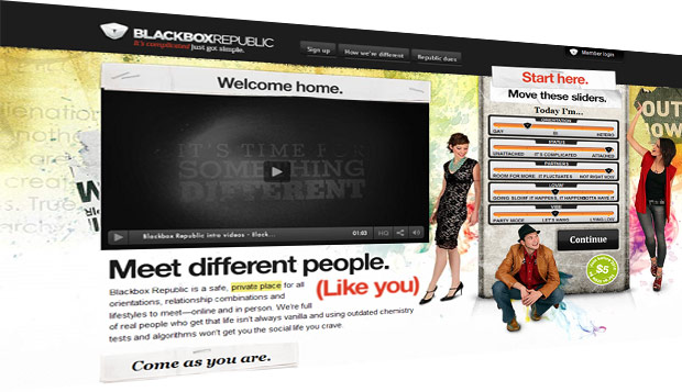 blackboxrepublic - new dating site